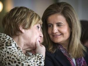 celia-villalobos-y-fatima-banez-quebraran-la-seguridad-social-espanola